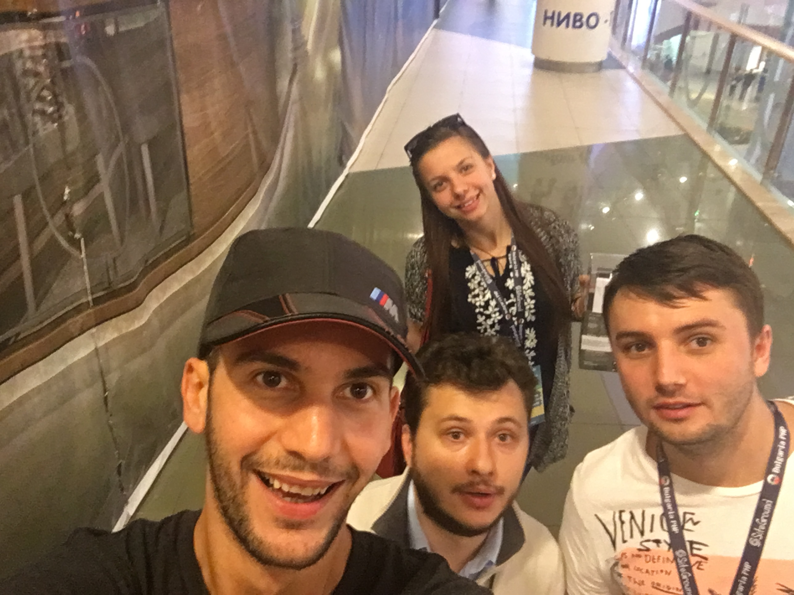 Bulgaria PHP Conference - Innobyte Team
