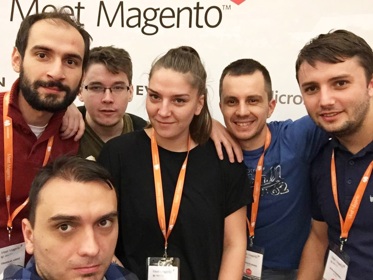Innobyte at Meet Magento Romania
