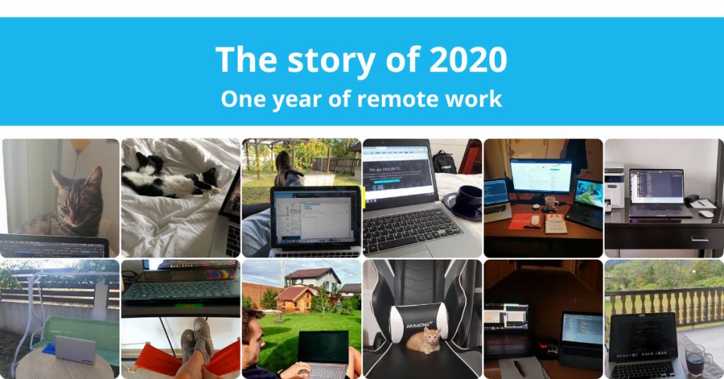 remote work Innobyte