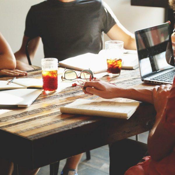 meeting, brainstorming, business